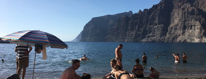 Playa Los Guios is one of Turismo por Tenerife.