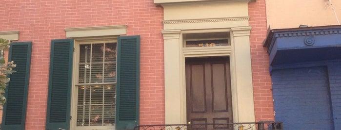 Petersen House is one of Washington, D.C..