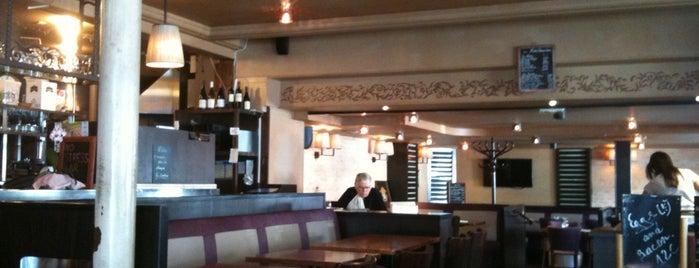 Eden Café is one of Boulogne Billancourt.
