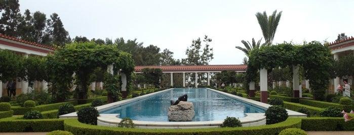 J. Paul Getty Villa is one of 87 Free Things To Do in LA.