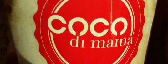 Coco di Mama is one of Specialty Coffee Shops Part 2 (London).