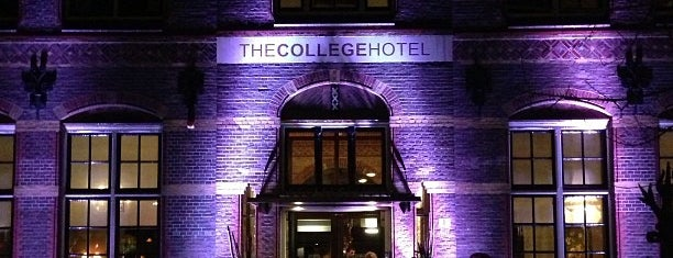 The College Hotel is one of Amsterdam.