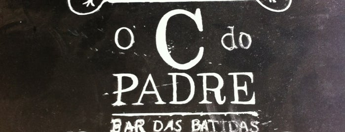 Bar das Batidas - O C... do Padre is one of Bares.