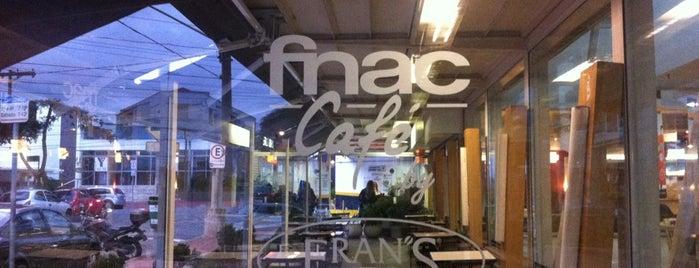 Fran's Café is one of Top 10 favorites places in São Paulo, Brasil.