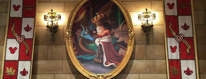 Kingdom Treasure is one of Disney.