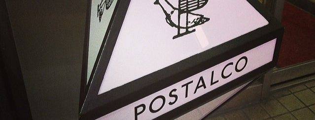 POSTALCO is one of Tokyo.