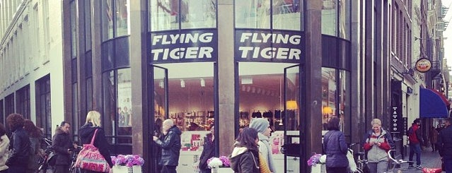 Flying Tiger is one of Must Visit in Amsterdam.
