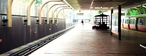 MBTA Green Street Station is one of jamaica plain.