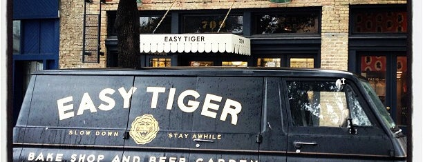 Easy Tiger is one of Austin.