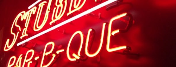 Stubby's Bar-B-Que is one of 500 Things to Eat & Where - South.