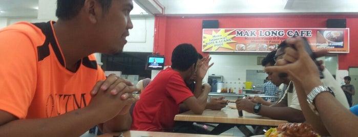 KDSE CAFE is one of Makan @ Melaka/N9/Johor #15.