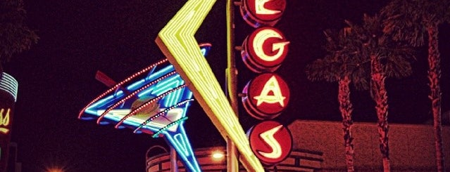 Fremont East Entertainment District is one of How to Vegas.