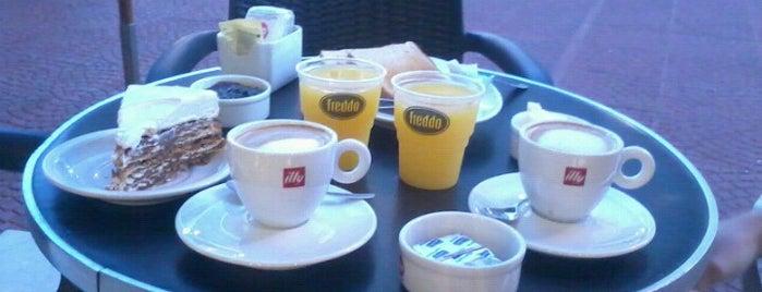 Freddo is one of Beneficios Itaú Uruguay.