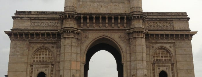 Gateway of India is one of Inspired locations of learning.