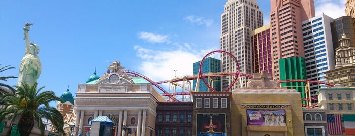 The Roller Coaster is one of Vegas Baby!!.
