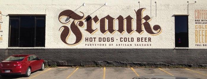Frank Restaurant is one of Austin 2014.