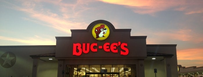Buc-ee's is one of Inconsistent.