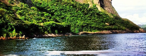 Praia Vermelha is one of Rio Pra Mim.