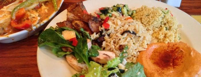 Fadi's Mediterranean Grill is one of FOOD in Dallas-Ft Worth Metroplex.