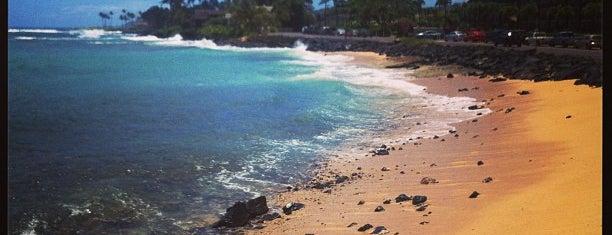 Lawaii Beach is one of Hawaii.
