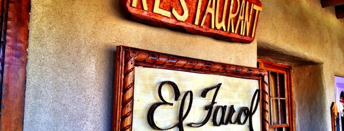 El Farol is one of Santa Fe.