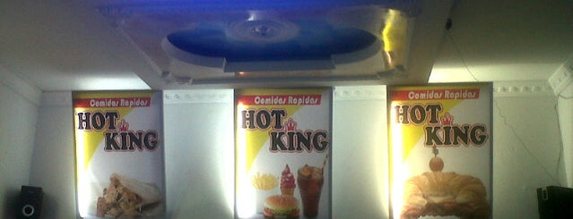 Hot King is one of restaurantes cucuta.