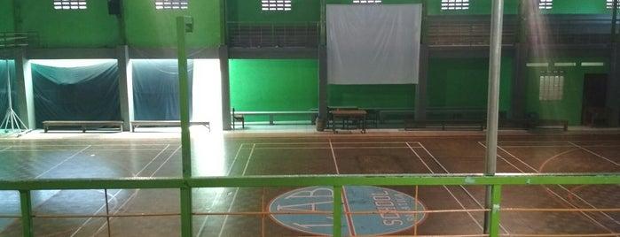 GOR Hebat SMA Kristen Satya Wacana is one of Best places in Salatiga, Indonesia.