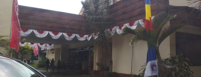 Universitas Kristen Satya Wacana is one of Best places in Salatiga, Indonesia.