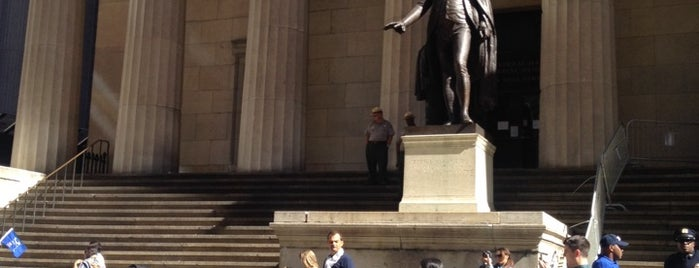 Federal Reserve Bank of New York is one of Top 20 Free Things to Do in NYC.