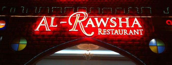 Al Rawsha Restaurant is one of Makan @ KL #1.