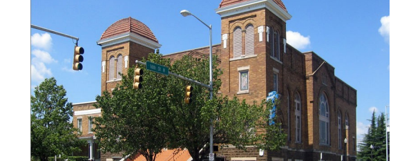 16th Street Baptist Church is one of Must-See African American Historical Places In US.