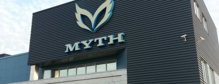 The Myth Nightclub and Event Center is one of fun places to check out.