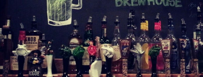 Issaquah Brewhouse is one of My Saved Places.