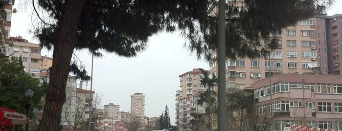 Minibüs Yolu is one of Bağdat Caddesi ve Civarı.