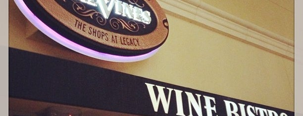 Coal Vines is one of The 15 Best Places for Wine in Plano.