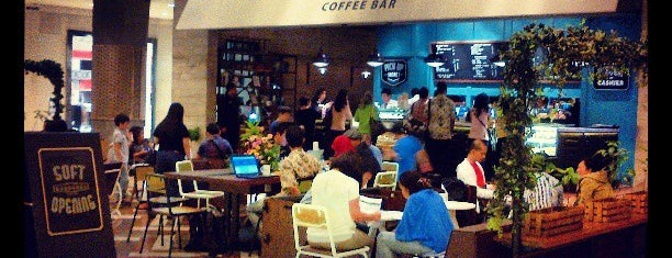 DJOURNAL COFFEE is one of Jakarta!.