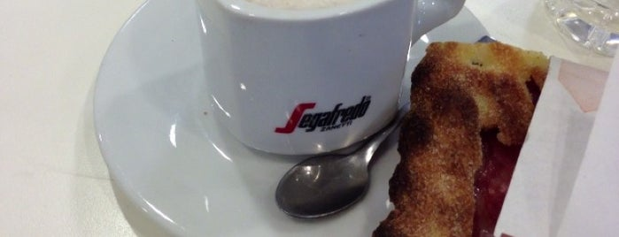 Segafredo is one of Italy.