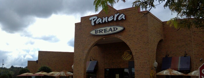 Panera Bread is one of Love to go.