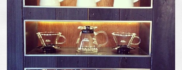 Coffee Bar is one of Must-visit Coffee Shops in San Francisco.
