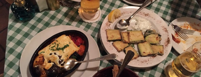 Taverna Ousia is one of Must Do Berlin.