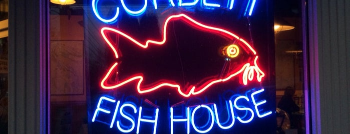 Corbett Fish House is one of Food! Gluten Free Variety..