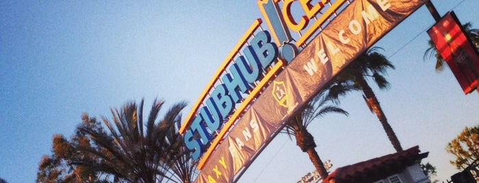 StubHub Center is one of The Great American Road Trip.