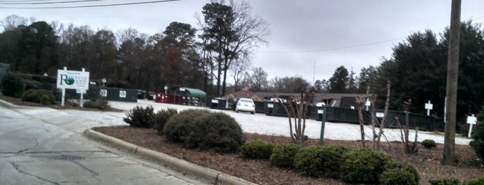 Auburn Recycling Center is one of Go Green for Orange and Blue.