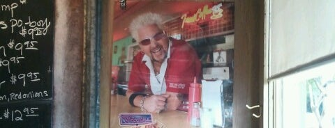 Joey K's is one of Diners, Drive-Ins, and Dives- Part 2.