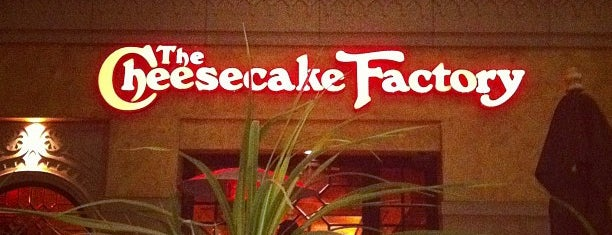 The Cheesecake Factory is one of Great lunch escapes.