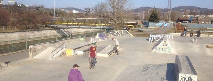 Skate Plaza Beroun is one of Skate.