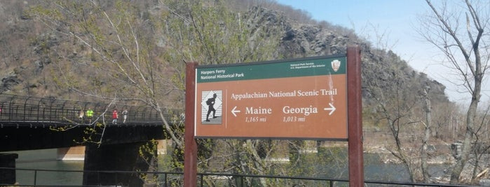 Appalachian Trail Conservancy Headquarters is one of Gary's List.