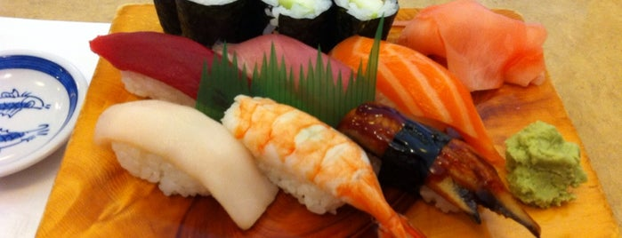Shiki Japanese Restaurant is one of Favorite Food.