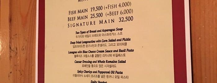 55 DINING / 55 다이닝 is one of 대구 Daegu 맛집.