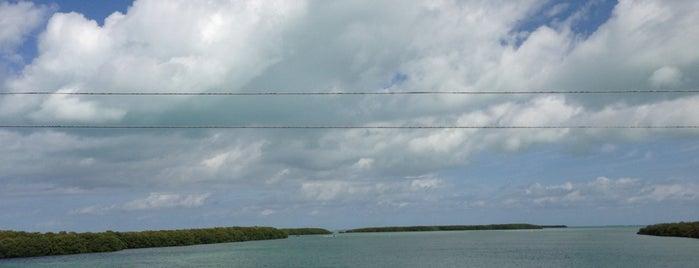 Upper Matecumbe Key is one of The Florida Keys.